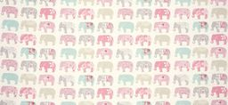 C&C/Studio G/Elephants/Pastel